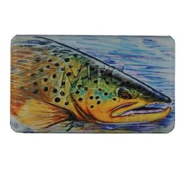 MFC Midge Flyweight Fly Box- Hallock's Brown Trout