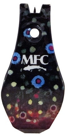MFC River Camo Nippers Tungsten Carbide Brook Trout