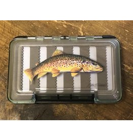 MFC Waterproof Fly Box- Sundell's Brown (Medium)