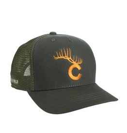 Rep Your Water Colorado Tines Hat