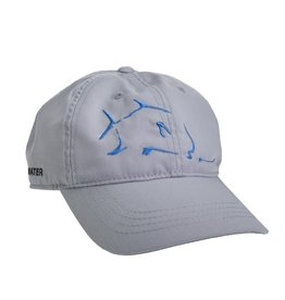 Rep Your Water Minimalist Permit Unstructured Hat