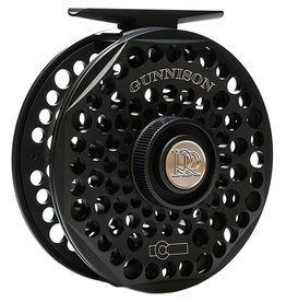 Ross Gunnison 4/5 Reel (Matte Black)