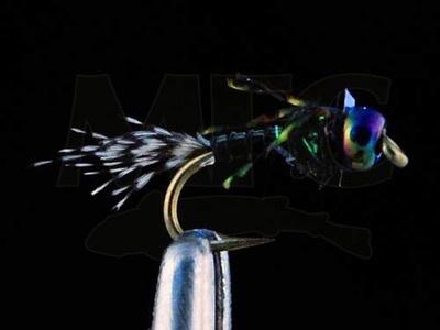 Hogan's Military Mayfly Black (3 Pack)