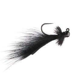 Mini Leech Jig Black14 (2 pack)