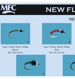Juan's Flashy Money Midge (3 Pack)