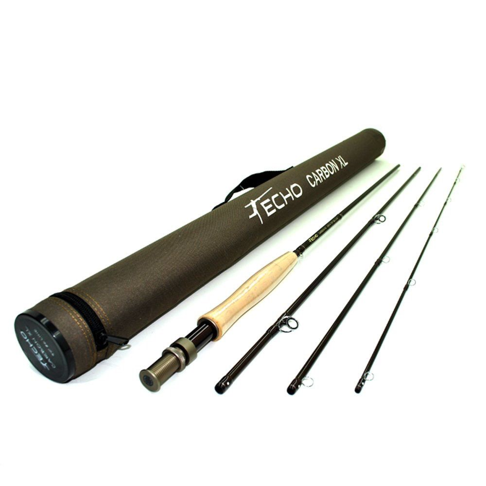 "Echo Carbon XL 8'4"" 4 wt fly rod"