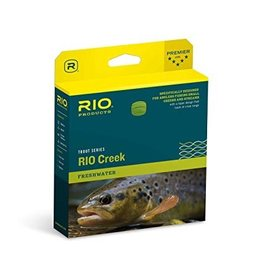 RIO Creek Fly Line   Green/Yellow