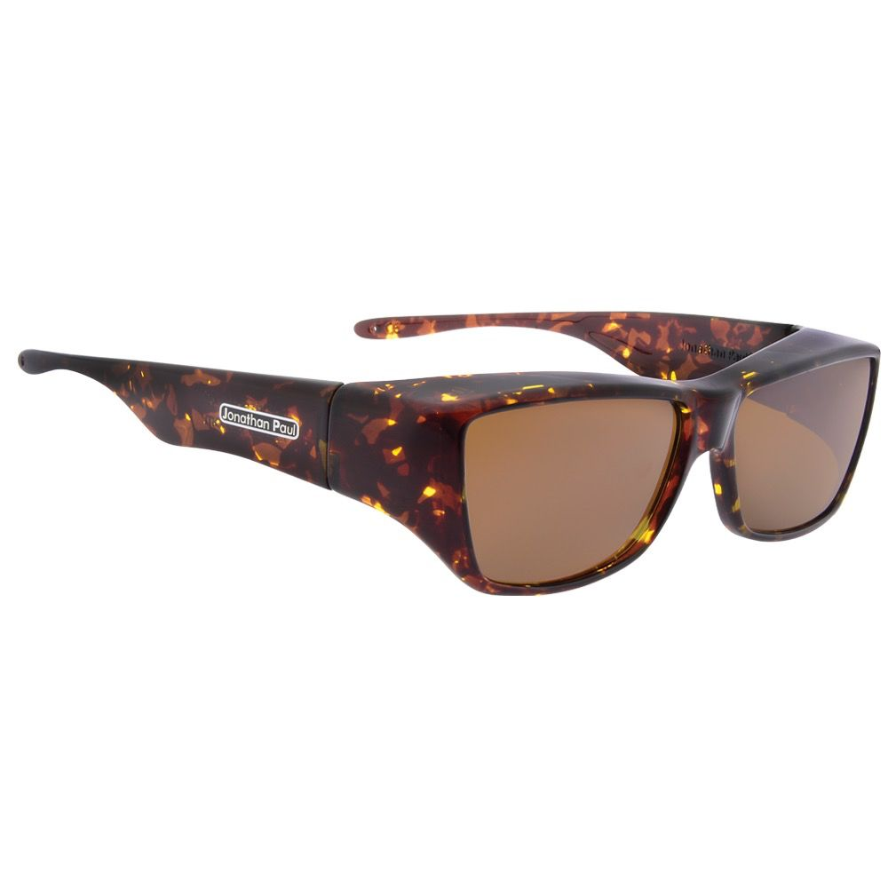Johnathan Paul Fitovers Neera Tortoiseshell/Black Amber
