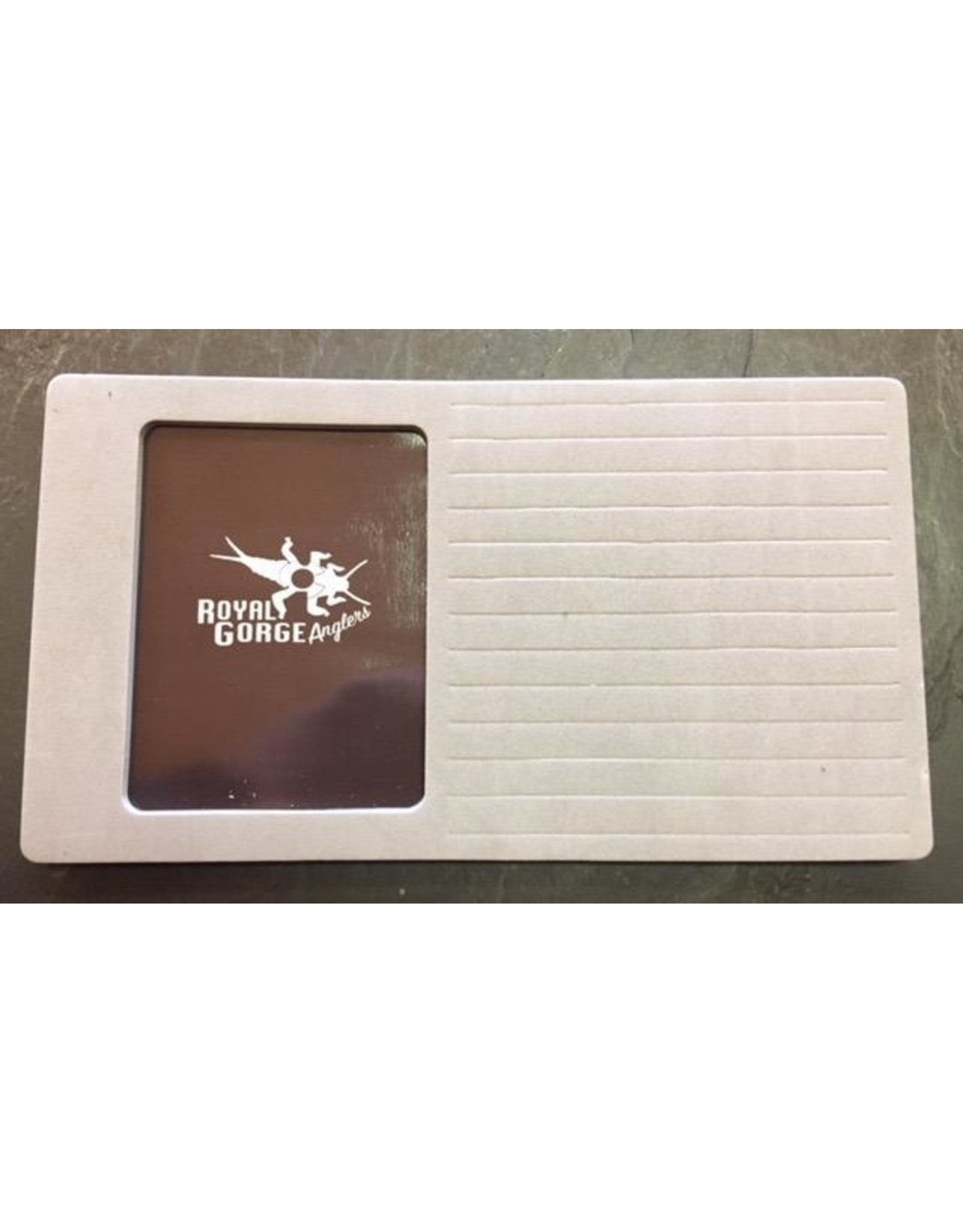 RGA Foam and Magnet Drift Boat Patch