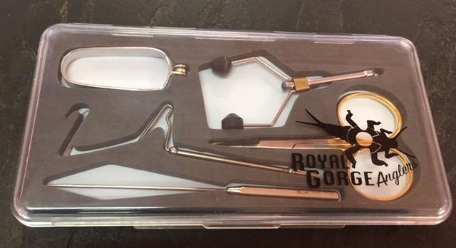 RGA Fly Tying Tool Kit