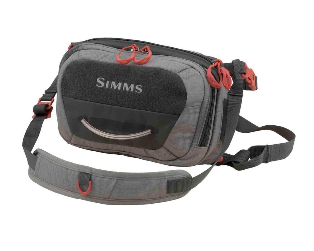 Simms Freestone Chest Pack Steel