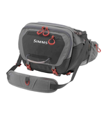 Simms Freestone Fishing Hip Pack Steel