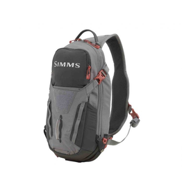 Simms Freestone Ambidextrous Tactical Fishing Sling Pack (Steel)