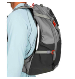 Simms Freestone Fishing Backpack Steel
