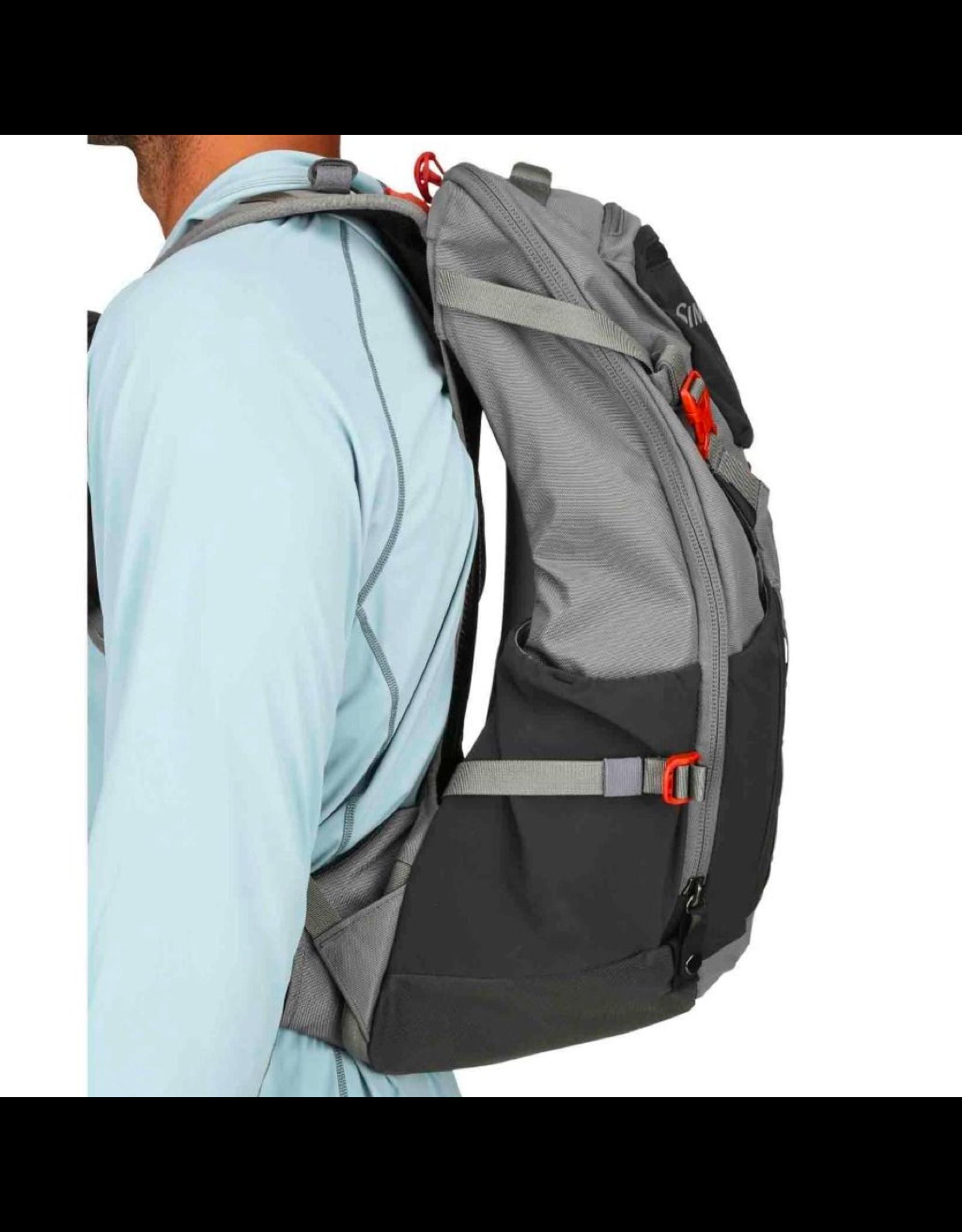 Simms Freestone Fishing Backpack Steel