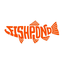 Fishpond Pescado Sticker