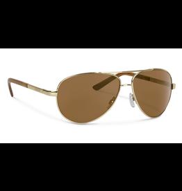 Forecast Optics Trapper Gold/Brown