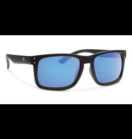 Forecast Optics Hunter Matte Black/Blue Mirror
