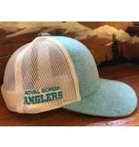 RGA Stonebug Women's Hat Heather Teal, S/M