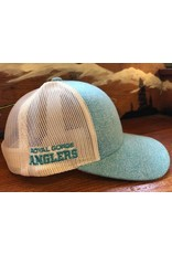 RGA Stonebug Women's Hat Heather Teal, S/M