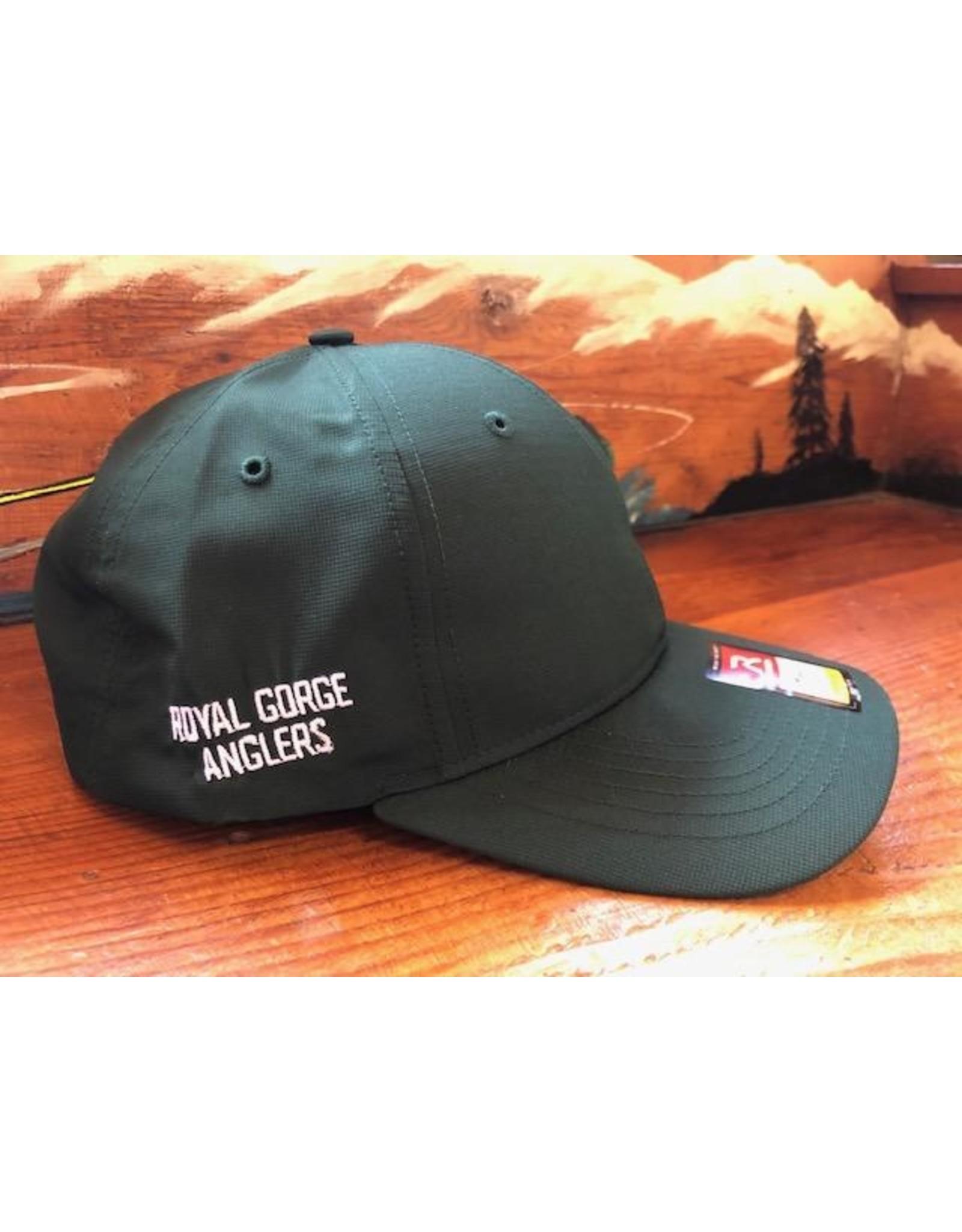 RGA Stonebug Microfiber Twill Dark Green