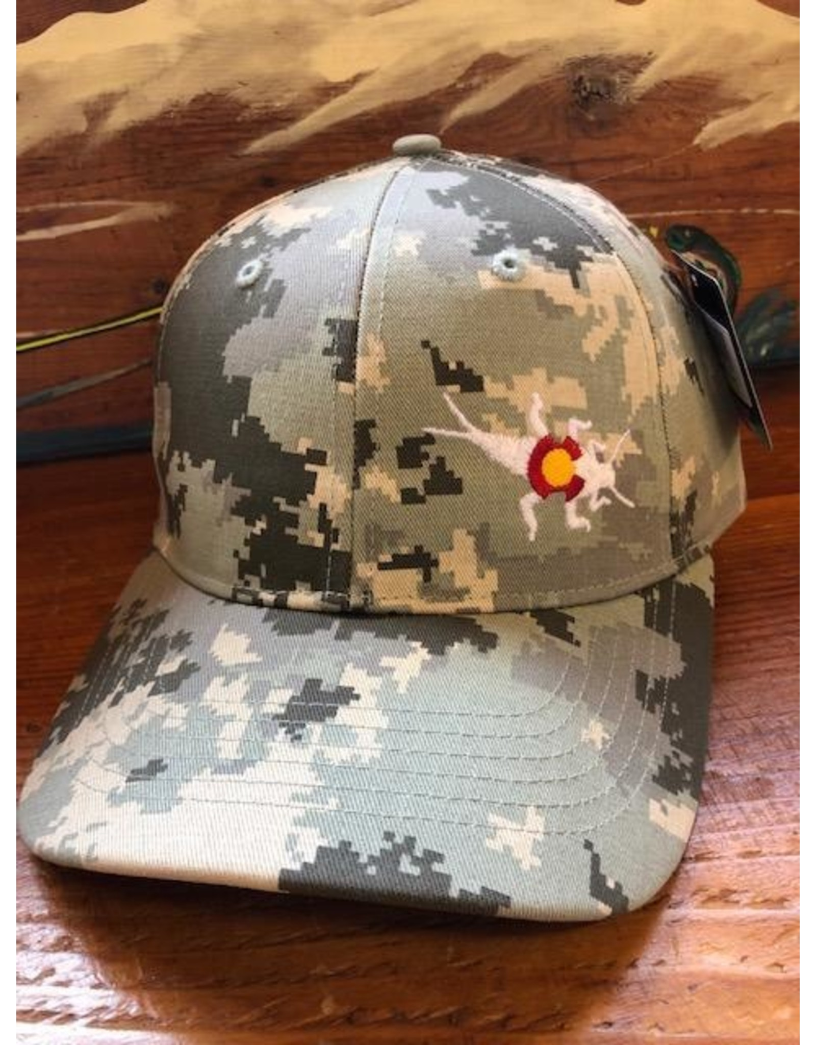 RGA Stonebug Twill NEW Digital Camo