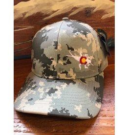 RGA Stonebug Twill Cap (Digital Camo)