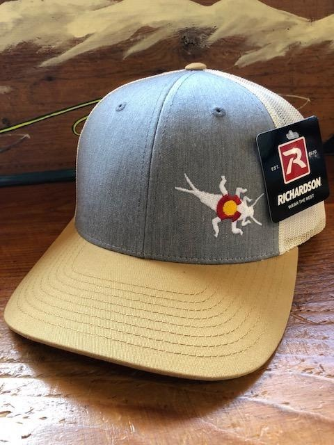 RGA Stonebug Trucker Grey/Birch/Amber