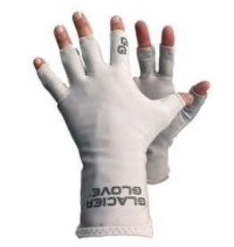 Glacier Glove Abaco Bay Sun Gloves    Grey