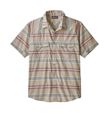 Western-inspired shirt made of a breathable, recycled polyester fabric with Polygiene® permanent odor control.