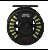 Redington Crosswater Pre spooled Fly Reel w/5 wt line  NEW