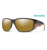 Smith Freespool MAG Matte Gravy ChromaPop Polarized Bronze Miror