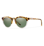 Smith Questa Amber Tortoise Polarized Gray Green