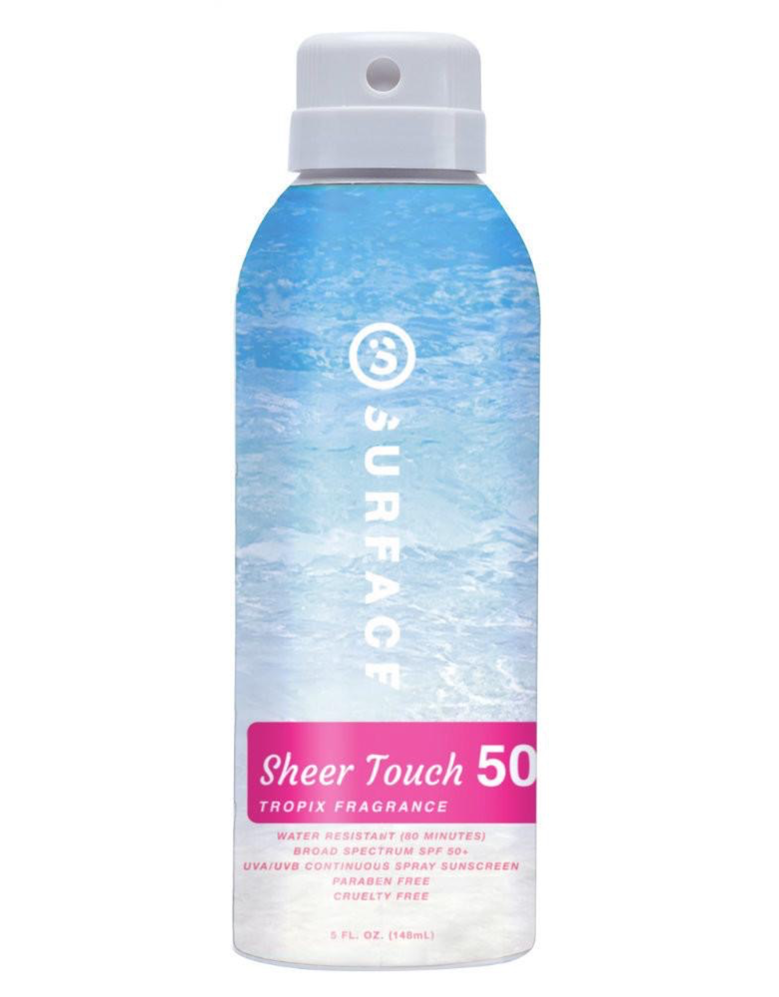 Surface SPF 50 Dry Touch Spray 6 oz.