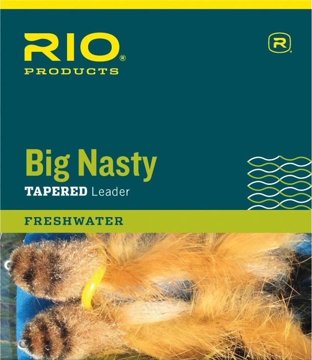 RIO Big Nasty Leader 6' 16lb