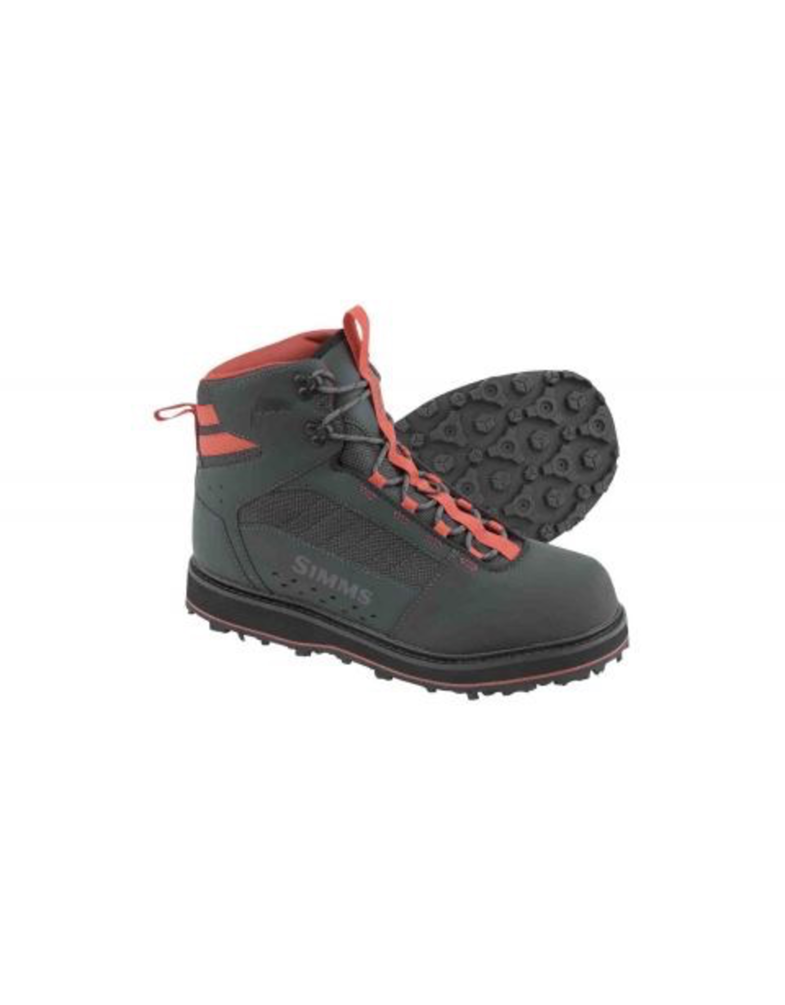 Simms Tributary Wading Boot..Rubber Sole   Carbon