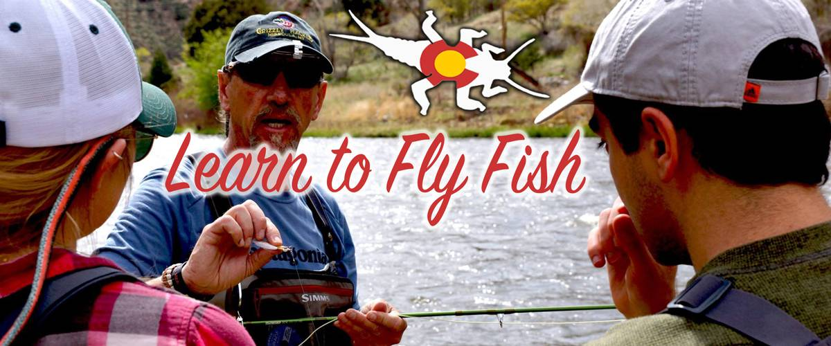 Learn to Fly Fish