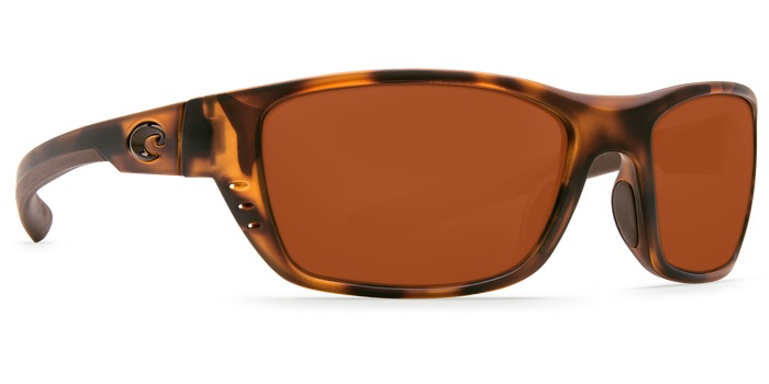 COSTA Whitetip Matte Retro Tortoist Copper 580P C-Mate 2.50