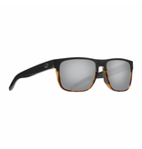 COSTA Spearo Matte Black+Shiny Tortoise Gray Silver Mirror 580P
