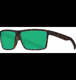 COSTA Rinconcito Matte Tortoise Green Mirror 580P
