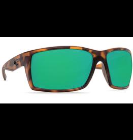 COSTA Reefton Matte Retro Tortoise Green Mirror 580P