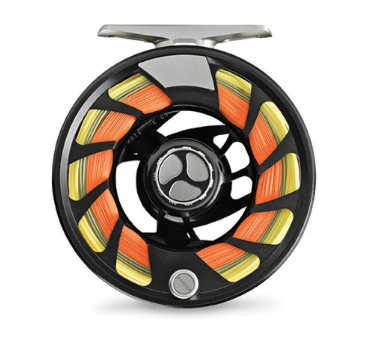 The Mirage LT fly reel offers the same performance as the original, in a lightweight package.