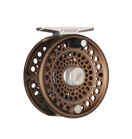 NEW SAGE Trout Reel 4/5/6 (Bronze)