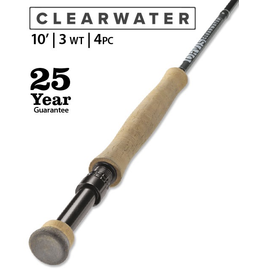 ORVIS Clearwater 10' 3wt Fly Rod (Euro)