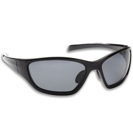 Fisherman Eyewear Wave (Brown Lens) Black Frame