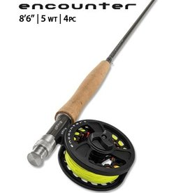 "Orvis Encounter Outfit 8'6"" 5 wt"