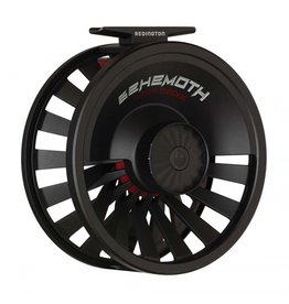 Redington Behemoth Reel 5/6 (Black)