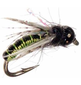 Tungsten Hot Wire Caddis (3 Pack)