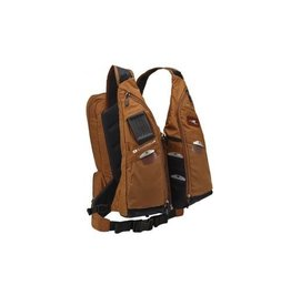 Umpqua Swiftwater ZS Tech Vest Copper/Black