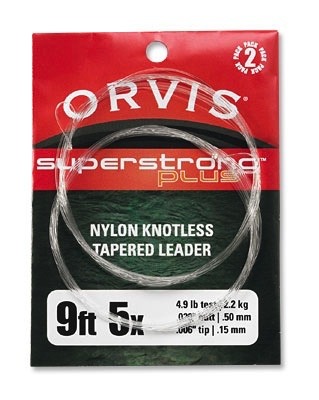Orvis Superstrong Plus Leaders (2 Pack)
